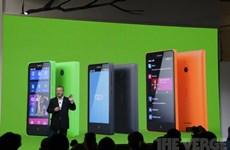 Nokia ra mắt 3 điện thoại chạy Android với giá siêu rẻ