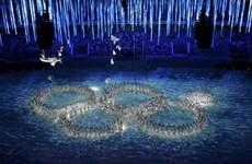 Ngập tràn tiếng cười với sự cố ở lễ bế mạc Olympic Sochi