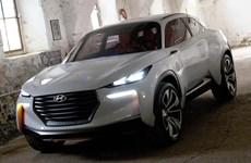 Hyundai hé lộ mẫu xe đầu tiên dưới thời Peter Schreyer