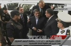 Ai Cập tiếp tục hoãn xét xử cựu Tổng thống Morsi