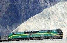 Khởi công xây dựng cầu đường sắt nối biên giới Nga-Trung