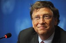 Ảnh đồ họa danh sách những người giàu nhất thế giới