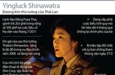 Thăng trầm của Thủ tướng tạm quyền Thái Lan Yingluck