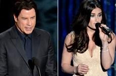 John Travolta xin lỗi vì sai lầm tai hại ở Oscar 2014