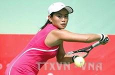 61 tay vợt tham dự Giải vô địch quần vợt nữ toàn quốc