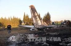 Algeria: Trực thăng quân sự gặp nạn, 4 binh sỹ bị thương