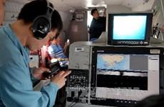 Không quân Việt Nam mở rộng vùng tìm kiếm máy bay
