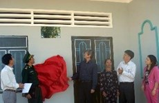 Thừa Thiên - Huế giúp 13 hộ dân Lào xây nơi ở mới