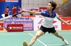 288 vận động viên dự giải cầu lông quốc tế Hà Nội