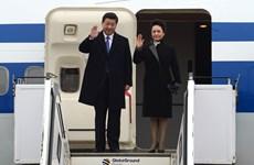 Chủ tịch Trung Quốc thăm Bỉ và Liên minh châu Âu