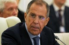 Ngoại trưởng Nga nêu hướng giải quyết vấn đề Ukraine