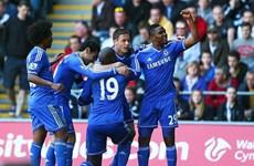 Kết quả 14/4: Chelsea thắng nhọc, PSG đứt mạch bất bại