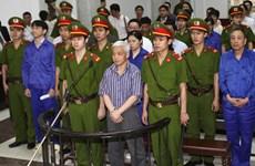 """[Photo] Xử sơ thẩm vụ án """"bầu"""" Kiên và các nghi phạm"""