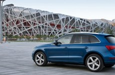 Audi đặt tham vọng lớn ở thị trường tiềm năng Trung Quốc