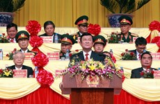 Diễn văn của Chủ tịch nước nhân Chiến thắng Điện Biên Phủ