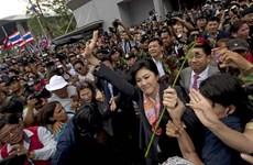 Mỹ hối thúc Thái Lan tiến hành bầu cử mới sau vụ bà Yingluck