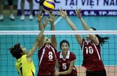 Giải bóng chuyền nữ quốc tế VTV Cup 2014 quy tụ 6 đội mạnh