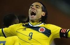 Colombia vẫn gọi Falcao, tuyển Australia trẻ hóa đội hình