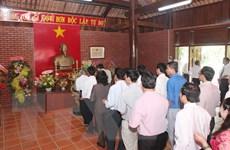 [Photo] Các địa phương kỷ niệm Ngày sinh Chủ tịch Hồ Chí Minh