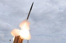 Mỹ thử nghiệm hệ thống phòng thủ tên lửa Aegis trên đất liền