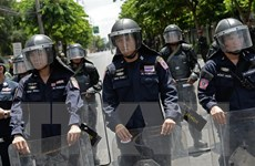 Tình hình tại Thái Lan một ngày sau cuộc đảo chính quân sự