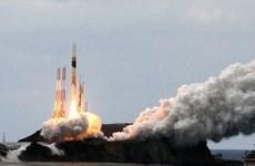 Nhật Bản phóng thành công vệ tinh quan sát mặt đất Daichi-2