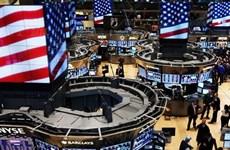 Phố Wall vẫn tăng điểm bất chấp GDP quý 1 của Mỹ suy giảm