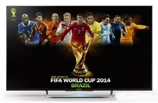 Người dân Anh nô nức sắm TV thông minh dịp World Cup 2014