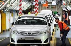 Toyota có thể sản xuất xe sử dụng pin nhiên liệu thương mại