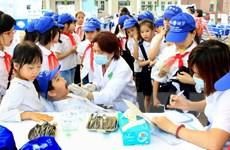 Khởi động dự án chăm sóc sức khỏe răng miệng cộng đồng