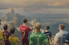 [Video] Trận đấu không tưởng của Ronaldo, Rooney và Neymar