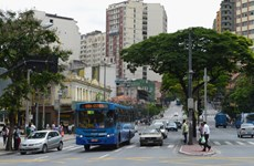 Kinh đô quán bar Belo Horizonte đầy cuốn hút dịp World Cup