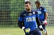 """""""Người đóng thế"""" cho Gianluigi Buffon được khen ngợi hết lời"""