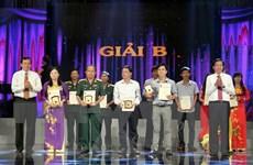 [Photo] Lễ trao giải Báo chí Quốc gia lần thứ 8 - năm 2013