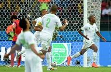 Cận cảnh hai bàn thắng ấn tượng đưa Algeria đi vào lịch sử
