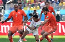 Hà Lan ngạo nghễ ngôi đầu, Tây Ban Nha gỡ gạc danh dự