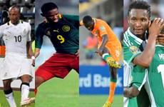 Người dân châu Phi hết mình với những trận đấu ở World Cup