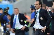 Huấn luyện viên Prandelli nói gì sau quyết định từ chức cay đắng?