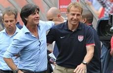Đức - Mỹ: Joachim Loew và Jurgen Klinsmann sẽ bắt tay nhau?