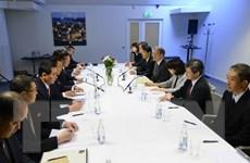 Nhật Bản, Triều Tiên ấn định thời điểm đàm phán công dân bắt cóc