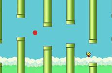 Flappy Bird bất ngờ xuất hiện ngay đầu sự kiện của Google