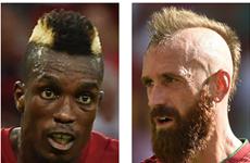 Chiêm ngưỡng những kiểu tóc độc đáo nhất ở World Cup 2014