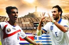 Costa Rica-Hy Lạp: Chỉ một câu chuyện cổ tích được kể tiếp