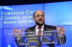 Ông Martin Schulz tái đắc cử chức Chủ tịch Nghị viện châu Âu