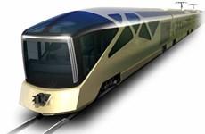 """Nhật Bản công bố dự án đường sắt """"khách sạn"""" cho nhà giàu"""