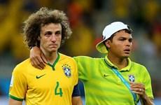 David Luiz khóc mếu máo và xin lỗi người dân Brazil