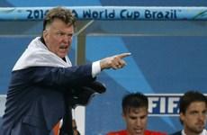 """Louis van Gaal """"coi thường"""" trận tranh hạng ba với tuyển Brazil"""