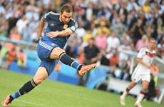 Messi trách móc hàng tiền đạo Argentina quá phung phí cơ hội