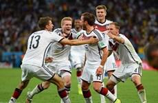 Cận cảnh bàn thắng đưa Đức lên đỉnh thế giới của Mario Goetze