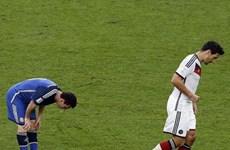 Lionel Messi lại gặp bệnh khó chữa ở trận chung kết World Cup